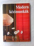 ハンガリー   現代工芸図案集(Modern Kézimunkák)  1979年