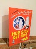 フィンランド  絵本  ムーミン HUR GICK DET SEN?  それからどうなるの?  2015年   新品